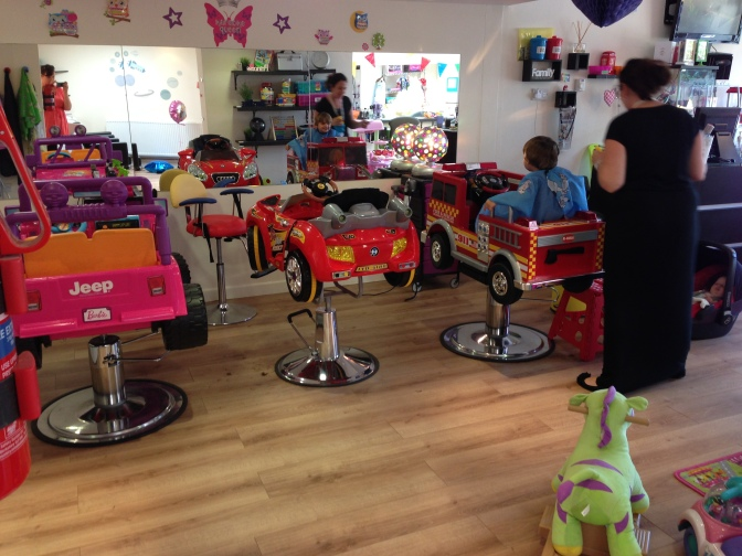 Kool Kidz Kutz – A haircut above the rest!