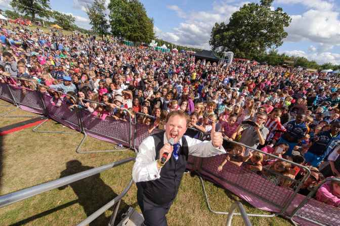 Rocking out at Lollibop 2014