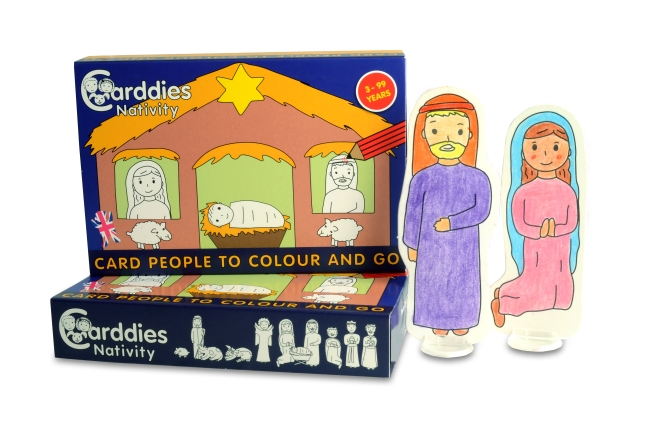 Welcome to the wonderful world of Carddies